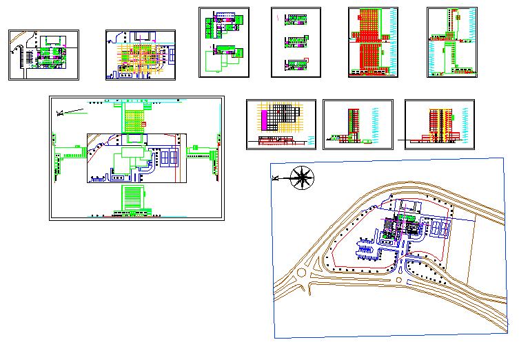 نقشه های فاز یک هتل 15 طبقه